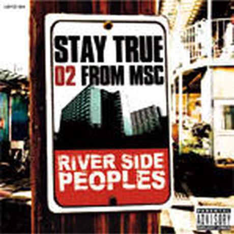 O2 / STAYTRUE [CD]