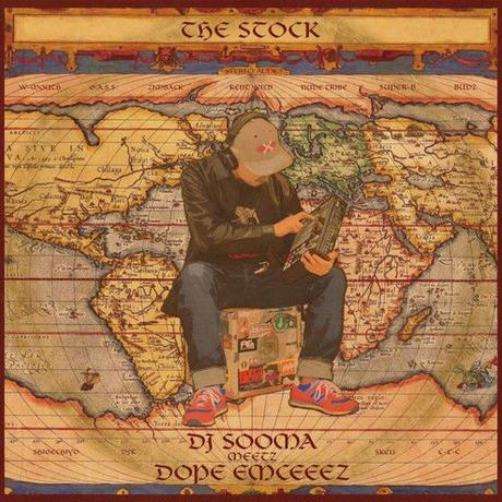 DJ SOOMA meetz DOPE EMCEEEZ / THE STOCK [CD]