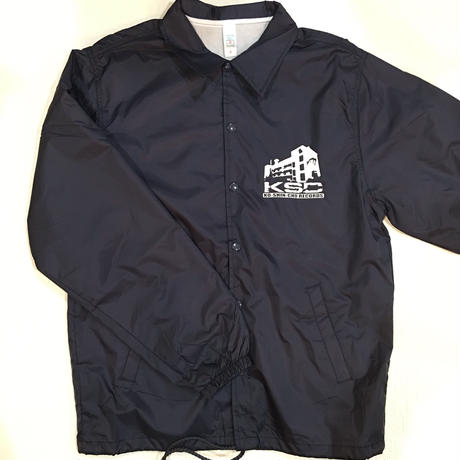 KEEP LOCAL STEP COACH JACKET(NAVY/BLACK)