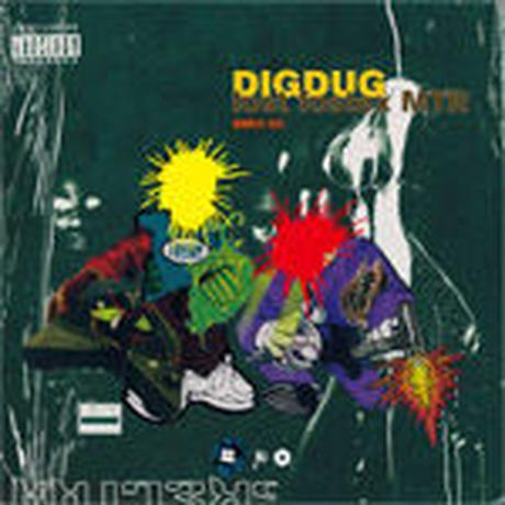DIGDUG (MASS-HOLE & DJ SEROW)/LOST FOSTEX (DIGDUG PART.2) [CD]
