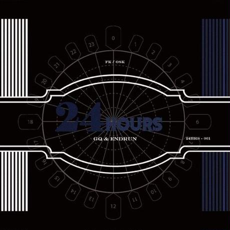 GQ & ENDRUN / 24HOURS [MIX CD]