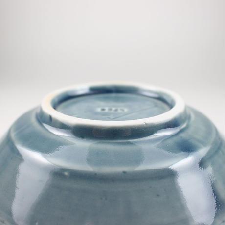 2245 輪花5寸取鉢(薄瑠璃)