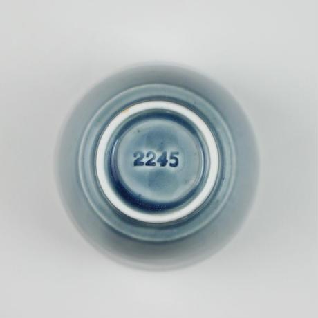 2245 湯呑(薄瑠璃)