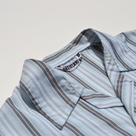 Euro Stripe Pajamas Shirt