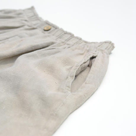 Linen Easy Shorts