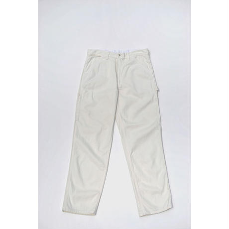 White Painter Pants
