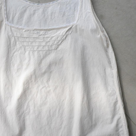 OLD French Linen One-Piece