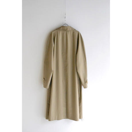 "OLD ""Burberry's"" Smoothy Poly Long Coat"