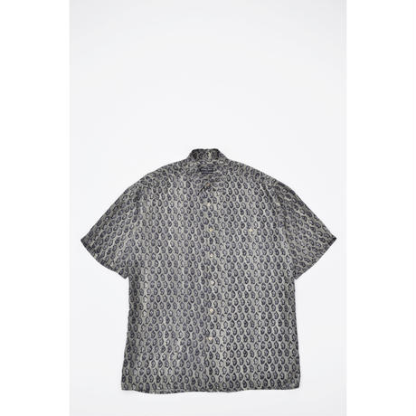 S/S All Pattern Silk Shirts