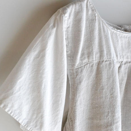 OLD French Linen One Piece
