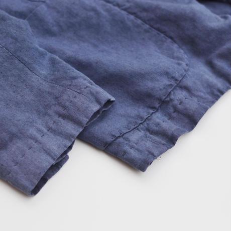 Bulgaria Made Cotton×Linen Tailored Jacket