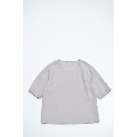 S/S Linen Cut Sew