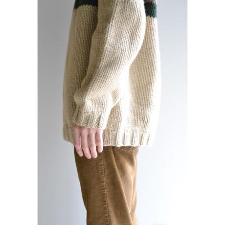 """J.CREW"" Design Wool Knit"