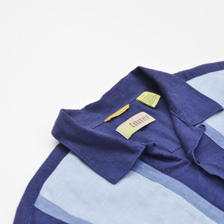S/S Design Linen Shirts