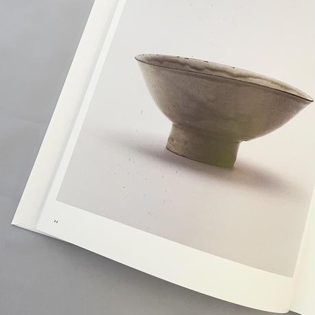 図録│ 白い茶碗 white tea bowl