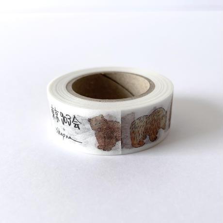 東京903会 × shapre │ マスキングテープ