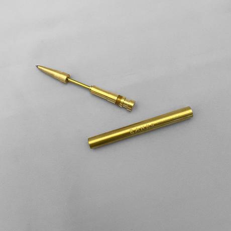 オリジナル商品│真鍮の振り出しボールペン