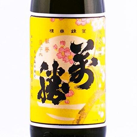 純米大吟醸酒 萬勝 復刻ラベル 720ml [JD-BFKR-720]