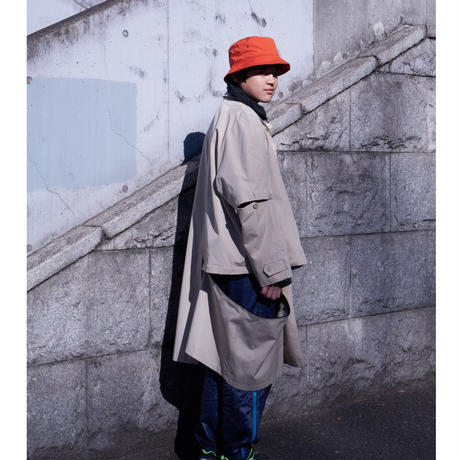 Spring Balmacaan Coat/BG [NOW/NEVER]