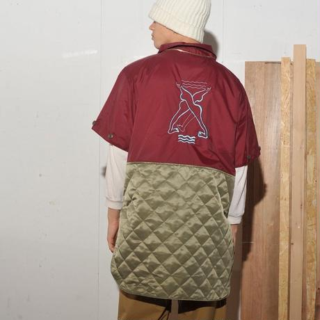 AP 2WAY JKT刺繍コーチジャケット