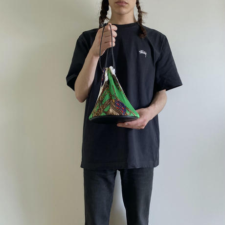 SCARF BAG PLEATS