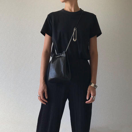 Safety pin Bag_BK