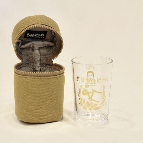 """Mos Cantina Glass. Solo Sand"" Too Drunk To Pack series"