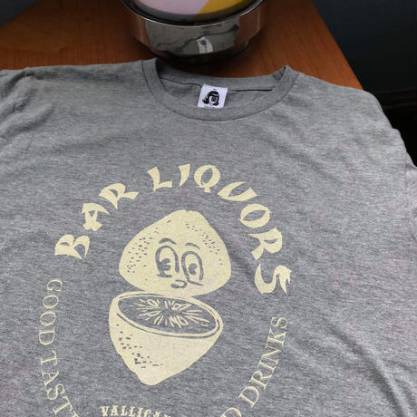 Bar liquors T-SHIRT 2018
