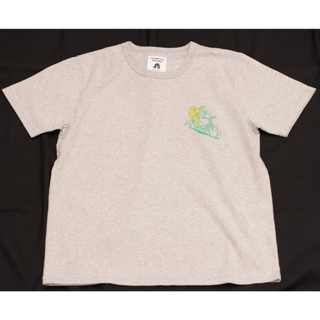 SAVE THE EARTH RIDE A BIKE Short Sleeves
