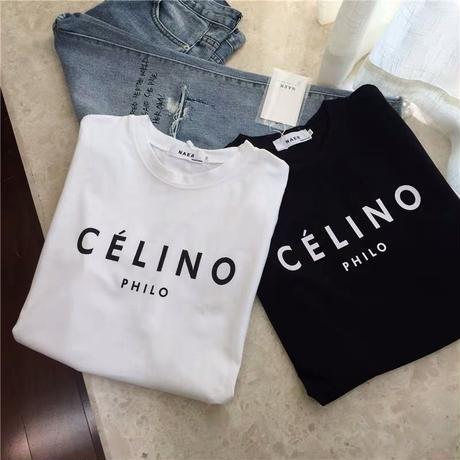 ★CELINO Tシャツ★ladies 2カラー