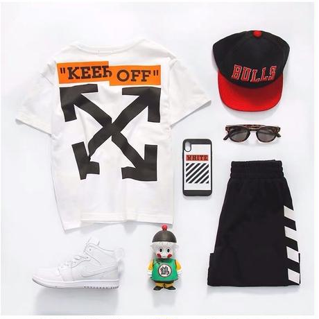★keep off Tシャツ★