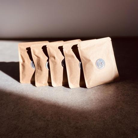 Drip Bag 5Pack Set