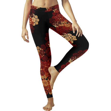 Long Yoga Leggings