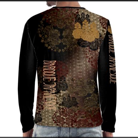 SAMURAI SHOGUN Toyotomi Long Sleeve T-Shirt