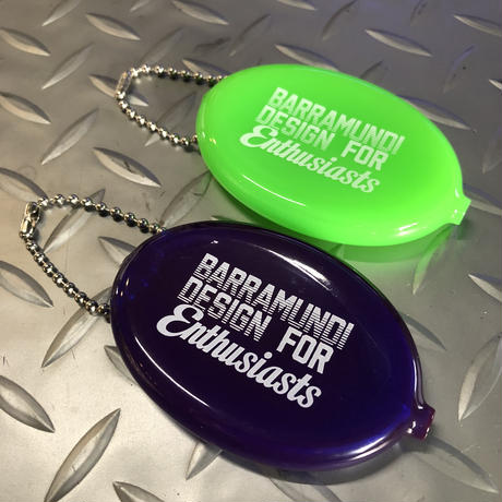 BMD【Enthusiasts】coin case (Purple)
