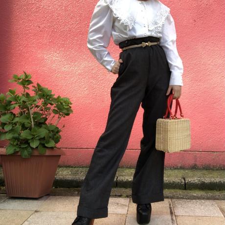 Banned apparel high waist buggy pants