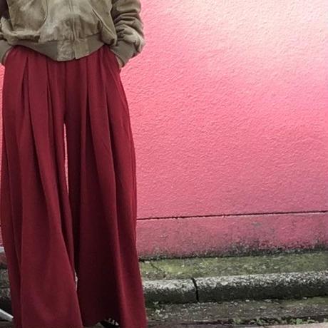 Banned apparel high waist super wide pants