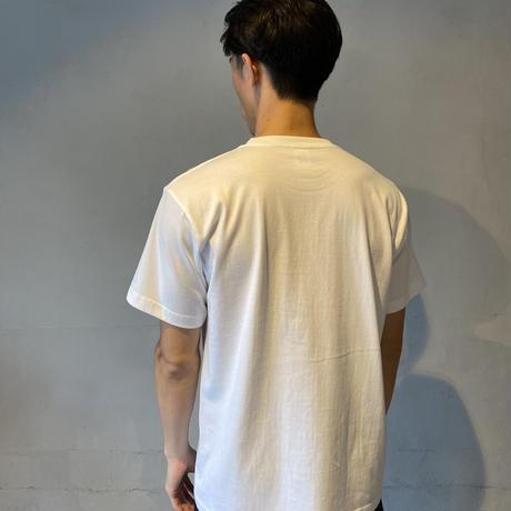 """B LOGO"" T-shirt White/Black"