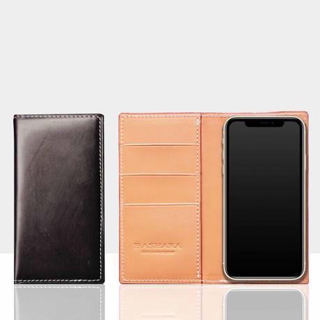 イングリッシュブライドル スマートフォンケース ロイヤルブラウン iPhone各モデル対応