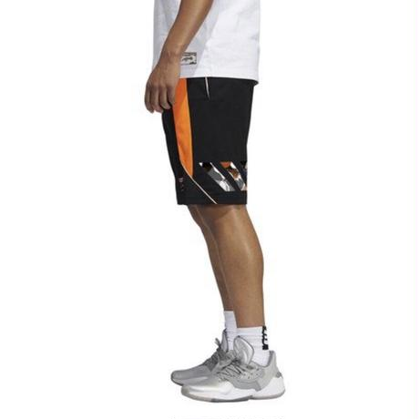 アディダス(adidas) ハーデン ギークアップ キック ハーフパンツ