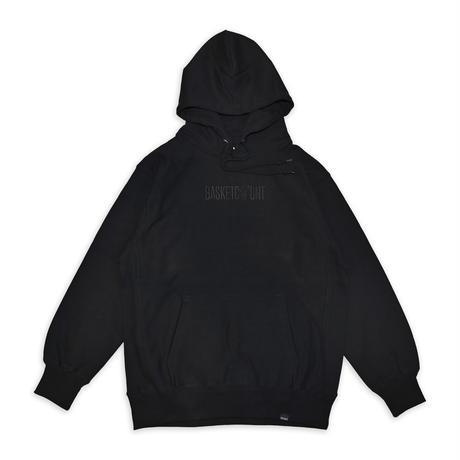 EXECUTIVE LOGO HOODIE / BLACK