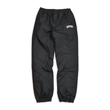 TIGER CAMO LOGO WINDBREAKER PANTS / BLACK