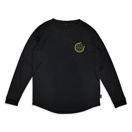 UNCHAIN LONG T-SHIRT / BLACK