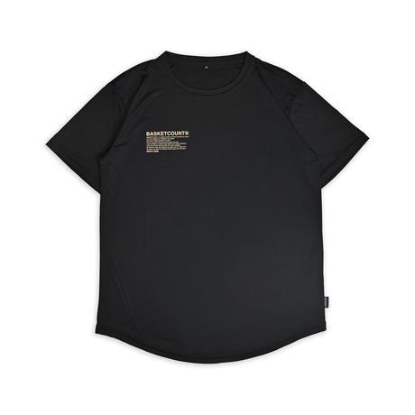 MANIFESTO T-SHIRT / BLACK