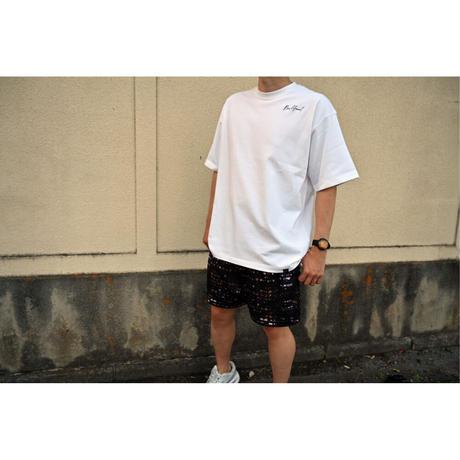 SCRIPT LOGO BIG T-SHIRT / WHITE