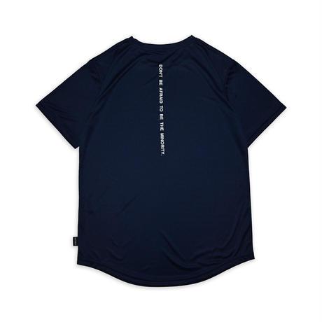 MINDSET T-SHIRT / NAVY