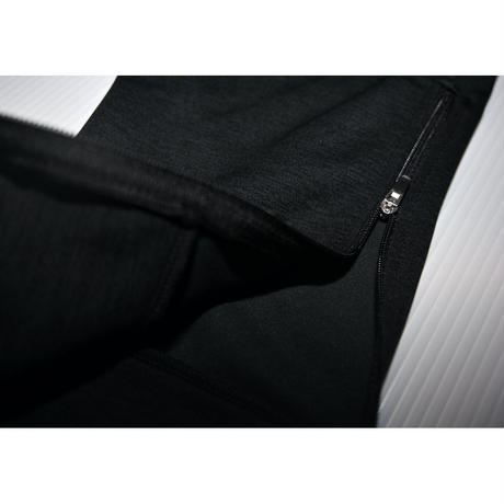 B.O.S SWEAT PANTS <日本製> / BLACK
