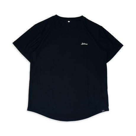 EXECUTIVE T-SHIRT <日本製> / BLACK x BEIGE