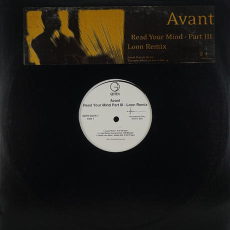 Avant // Read Your Mind Part III - Loon Remix