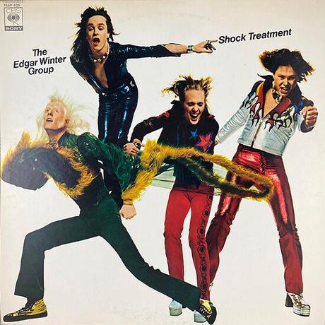 The Edgar Winter Group // Shock Treatment // RE005A